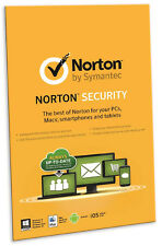 Symantec Norton Antivirus Internet Security 1 User/5 Devices 1 YR Subscription