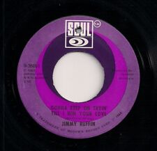 MOTOWN 7 45 - JIMMY RUFFIN - GONNA KEEP ON TRYIN' TILL I WIN YOUR LOVE - US SOUL