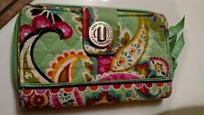 Vera Bradley Tutti Frutti Turn Lock Wallet *Pretty Pattern*