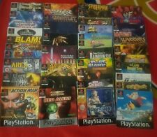 Ps1 Action Adventure Kids Strategy Manuals Sony Playstation Pal Multi Discount