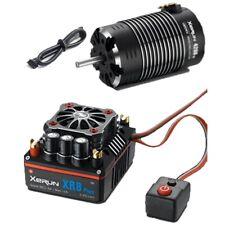 Hobbywing 38020407 Xerun Xr8 1/8 Esc 2s-6s & G2 4274sd 2250kv Sensored Motor