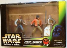 Star Wars The Power of the Force Catina Showdown Action figures NIB Kenner new