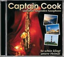 CAPTAIN COOK - SO SCHÖN KLINGT UNSERE HEIMAT (NEU & OVP)