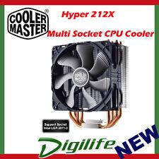 Cooler Master Hyper 212X Multi Socket CPU Cooler Cooling Fan coolermaster