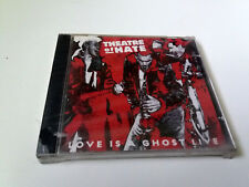 "THEATRE OF HATE ""LOVE IS A GHOST LIVE"" CD 14 TRACKS PRECINTADO SEALED"