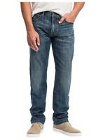 NWT Men's Lucky Brand Jeans Delmont Blue 221 Original Straight Fit Leg 34X30
