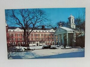 Vintage 1960 Timothy Dwight College Yale University New Haven CT Postcard