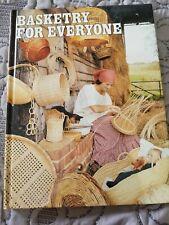 Basketry for Everyone Book Craft Americana Primitive