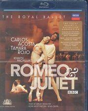 Kenneth MacMillan Romeo and Juliet Blu-ray Carlos Acosta Tamara Rojo