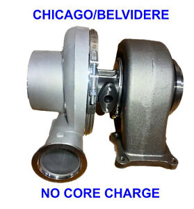 Turbocharger For Cummins N14 With Holset HT60 Turbo 3804502 - No Core