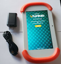"""Ematic FunTab 7"""" HD Quad-Core Kid Safe 8GB Android Tablet - REFURBISHED"""
