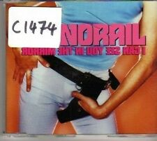 (CO767) Monorail, I Can See You In The Mirror - 1996 CD