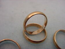 Wedding /Thumb Rings 10 Vintage 10Kt. Gold Filled
