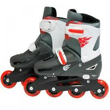 Rollers et patins rouge