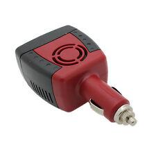 Conversor 12V DC 220V AC 150W Reductor Tensión Voltaje Convertidor 4x4 coche