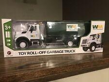Waste Management Toy Roll-Off Garbage Truck