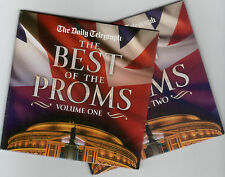 BEST OF THE PROMS - PROMO 2 CD SET: ELGAR HOLST SOUSA ROSSINI SAINT-SAENS HAYDN