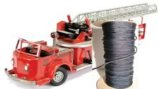 Cord Cable String for Rigging a Doepke Model Toys Aerial Ladder Fire Truck