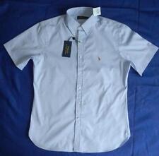 Ralph Lauren Big & Tall Short Sleeve Men's Formal Shirts
