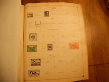 2 Album Pages of Stamps Rare icstamps Stamps1000-12