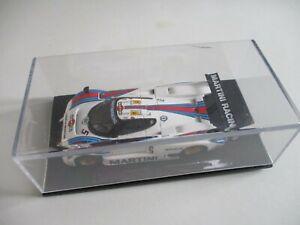 LANCIA LC2 MARTINI #5 24 Heures Le Mans 1985 Pescarolo-Baldi SPARK 1/43 LM