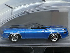 Hot Wheels 100% Limited Edition Muscle Car PLYMOUTH BARRACUDA w/RRs (Blue)