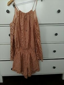 Ministry Of Style Women's Playsuit Size 12 NWOT