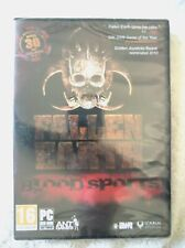 45168 - Fallen Earth Blood Sports [NEW & SEALED] - PC (2010) Windows 7