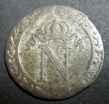 10 centimes à l'N Couronnée 1809 I (Limoges) - NAPOLEON 1er