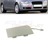 GENUINE Front Bumper Primed Tow Hook Eye Cover Audi A6 C6 S Line 08-11 Facelift