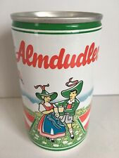 New listing Almdudler Krauter Limonade Empty Can -1987