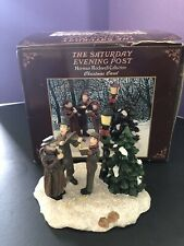 The Saturday Evening Post-Norman Rockwell Collection Christmas Carol