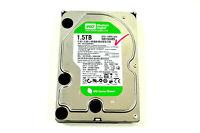 Western Digital Caviar Green WD15EARS-00MVWB0 1,5TB SATA 64MB HDD Festplatte