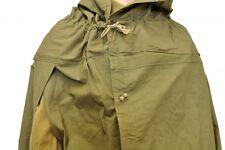 Soviet Russia military surplus army Cloak tent RAIN COAT CAPE survival scout
