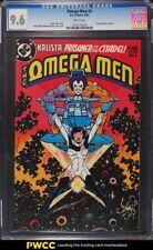 1983 D.C. Comics Omega Men #3 CGC 9.6