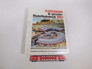 CT312-3# Fleischmann piccolo Spur N 9957 Modellbahnbuch/Katalog/Ordner von 1994