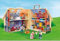 Playmobil - la maison transportable - 5167