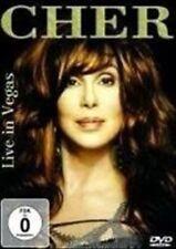 CHER Live in Las Vegas DVD - NEW -