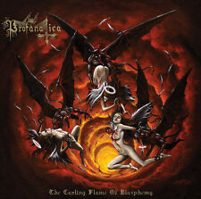 Profanatica - The Curling Flame of Blasphemy (USA), CD