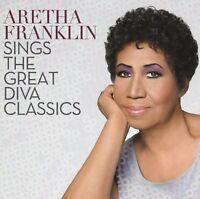 Aretha Franklin - Sings The Great Diva Classics (2014 Album) (NEW CD)