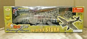 Vintage The Ultimate Soldier XW Ju-87B/R STUKA Limited Edition WWII 1/32 MIB