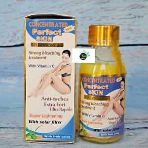 Perfect Skin Oil 3 Days White Strong Bleaching Treatment
