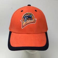 Golden State Warriors Orange Cap Old Logo