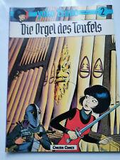 Yoko Tsuno Tome 2 -- L'orgue du diable -- Willard Verlag