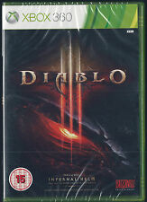 Xbox 360 Diablo III BRAND NEW
