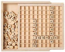 Montessori-Lernspielzeuge mit Schreiben