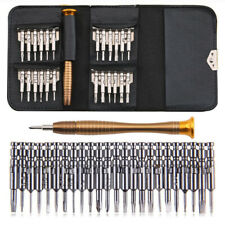 25 PC Small Mini Precision Screwdriver Set Watch Jewelry Electronic Repair Tools