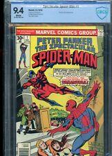 Peter Parker Spectacular Spider-Man 1 1976 Tarantula CBCS 9.4 Near Mint Beauty!