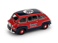 Fiat 600 Multipla Ramazzotti 1960 Brumm 1:43 R286 Modellino Auto Diecast