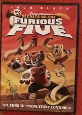 Secrets of the Furious Five  DVD  Like New